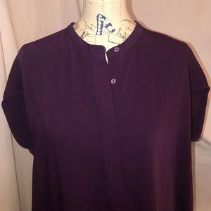 Chelsea & Violet Plum Dress
